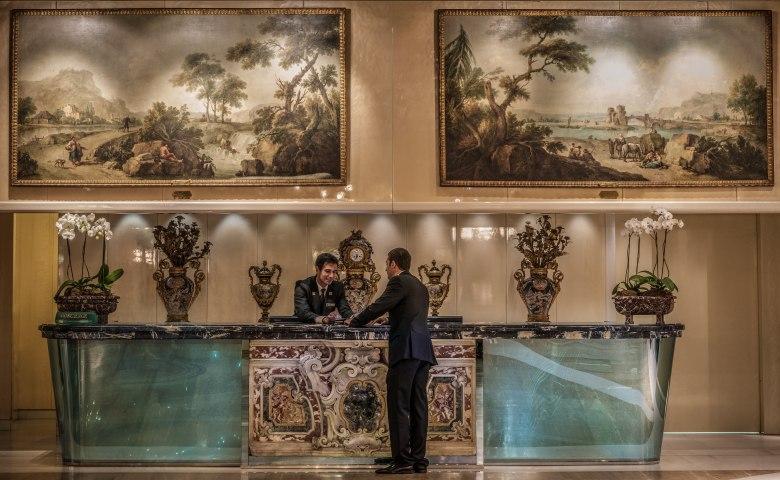Concierge Desk with Zais Painting.jpg